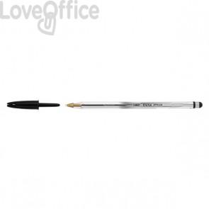 Penna a sfera Cristal Stylus 2 in 1 Bic - 1 mm - 902124
