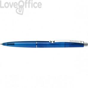 Penna a sfera a scatto K20 Icy Colours Schneider - blu - P132003/20 (conf.20)