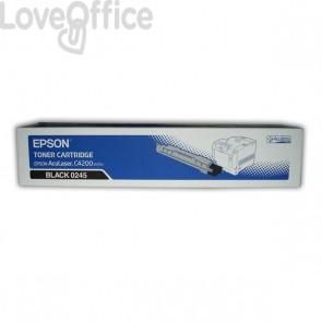 Originale Epson C13S050245 Toner ACUBRITE nero