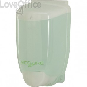 Dispenser ECO QTS - a rabbocco - 12,5x11,5x21 cm - 1 l - E-SO/1R-S
