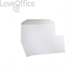 Buste in carta patinata Pigna - senza finestra - 11x23 cm - 115 g - 0221814 (conf.1000)
