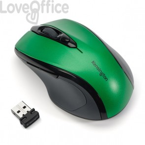 Mouse wireless Pro Fit™ Kensington - verde smeraldo
