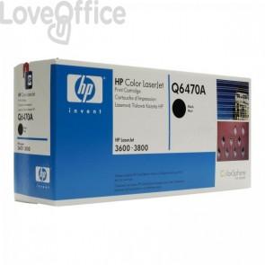 Originale HP Q6470A Toner alta capacità smart nero