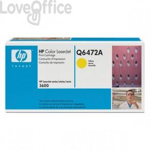 Originale HP Q6472A Toner giallo