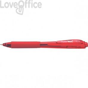 Penna a sfera a scatto Pentel WOW!  - rosso - BK440-B (conf.12)
