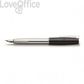 Penna stilografica Linea LOOM PIANO Faber Castell - nero