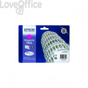 Originale Epson C13T79034010 Cartuccia inkjet alta capacità blister RS 79XL ml. 17,1 magenta