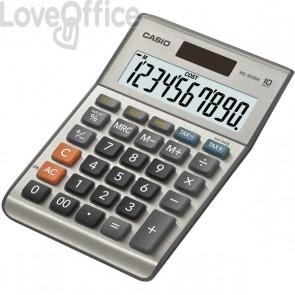 Calcolatrice da tavolo MS-100MS Casio - MS- MS-100BM