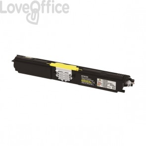 Originale Epson C13S050554 Toner alta capacità ACUBRITE 0554 giallo