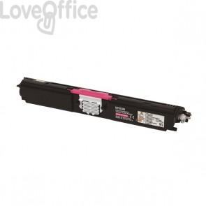 Originale Epson C13S050555 Toner alta capacità ACUBRITE 0555 magenta