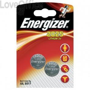 Pile Energizer Specialistiche - Litio - 2025 - 3 V - 626981 (conf.2)