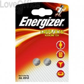 Pile Energizer Specialistiche - Alcaline - LR44/A76 - 1,5 V - 623055 (conf.2)