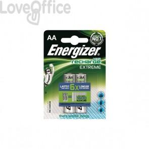 Ricaricabili Energizer - stilo - AA - 2300 mAh - E300624600 (conf.4)