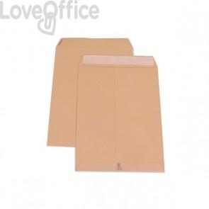 Buste a sacco con strip Pigna - avana - 19x26 cm - 100 g/mq - strip - 0655116 (conf.500)