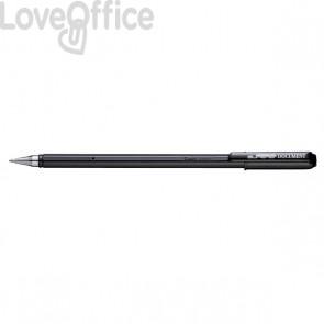 Penna a sfera - nero - 1 mm - Superb Document Pentel