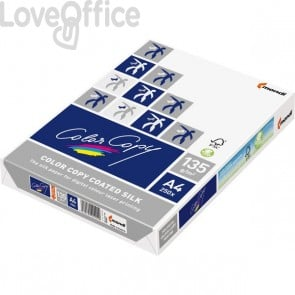 Risma carta A3 170 g/mq Color Copy