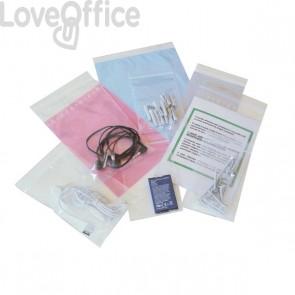 Buste Grip PLT trasparenti 50 micron WillChip - neutra - 10x15 cm - TG100150 (conf.1000)