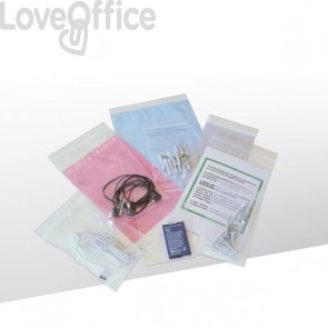 Buste Grip PLT trasparenti 50 micron WillChip - neutra - 30x40 cm -TG300400 (conf.1000)