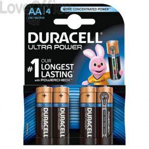 Pile Duracell Ultra M3 - stilo - DU1500B4 (conf.4)