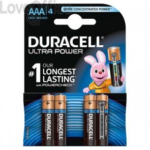 Pile Duracell Ultra M3 - ministilo - DU2400B4 (conf.4)