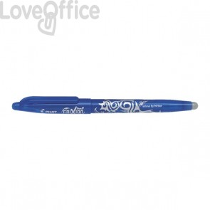 Penna a sfera cancellabile Frixion Ball Pilot - azzurro - 0,7 mm - 006664