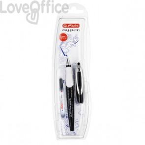 Penna Stilografica My Pen Pelikan - Nero/Bianco - 0K10999746