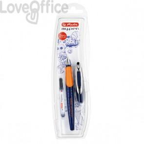 Penna Stilografica My Pen Pelikan - Blu/Arancio - 0K10999761