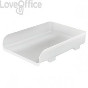 Accessori Da Scrivania My Desk Arda - Portacorrispondenza - 33,5x25,4x7 cm - Bianco - 85510B