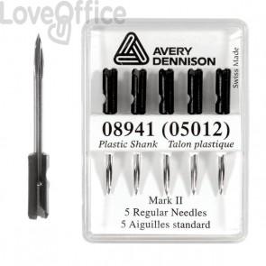 Aghi per pistola appendicartellino Avery Dennison - Mark II 05012 (conf.5)