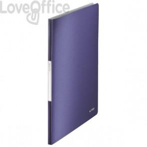 Portalistino A4 Style Leitz - Blu Titanio - 40 buste - 39590069