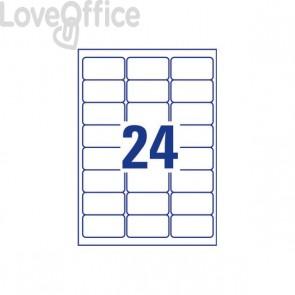 conf. 25 etichette freezer  Avery L7970-25