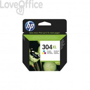 304XL COLORE Cartuccia inkjet HP Originale N9K07AE