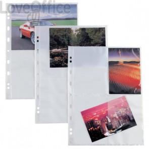 Buste porta foto 10x15 cm - Atla F Sei Rota - 8 Spazi (Conf.10)