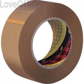 Nastri da imballo Scotch® - poco rumoroso - PPL - 50 mm x 66 m - avana - 48 my - 28017 (conf.6)