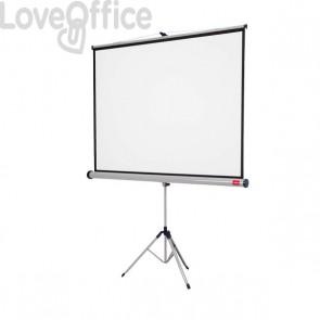 Schermo Proiettore A Treppiede 16:10 Nobo - 131x200 cm - 230 cm - 1902397W