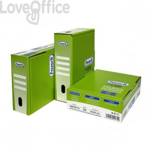Buste A Foratura Universale Lisce Favorit - Linear (Medio Spessore) - 22x30 cm (Conf.500)