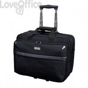 Trolley X-Ray Lightpak - 43x34x20 cm - Nero - 46099