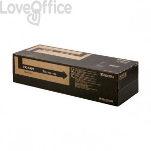 Originale Kyocera 1T02LH0NL0 Toner TK-6305 nero