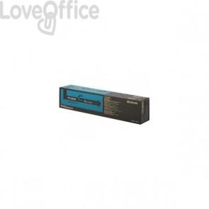 Toner Originale Kyocera 1T02LCCNL0 Toner TK-8505C ciano