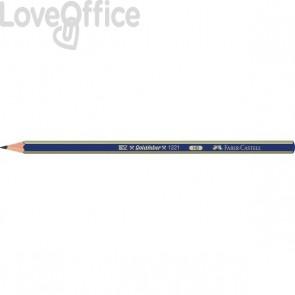 Grafite Lapis Faber Castell - Gold Faber 1221 - 2B (Conf.12)