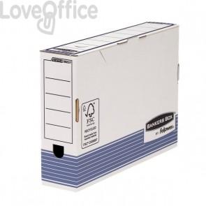 Contenitore archivio Legal dorso 8 cm R-Kive Prima Fellowes - 8,5x36,9x26,6 cm - 0023701 (conf.10)