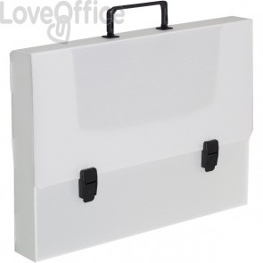 Valigetta polionda 100x70 Dispaco - 106x4,5x76 cm