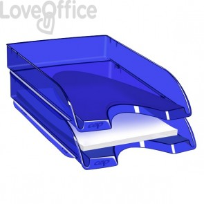 Vaschette portacorrispondenza CepPro Happy CEP - blu elettrico - 2112472