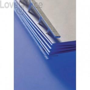 Pettini per rilegatura a pettine Velobind GBC - nero - 2-200 fogli - 9741635 (conf.25)
