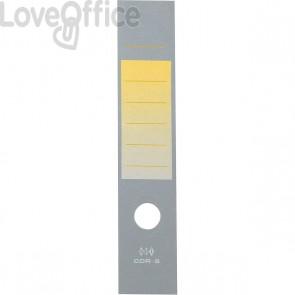Copridorso CDR S Sei Rota - 7x34,5 cm - giallo - 58012606 (conf.10)