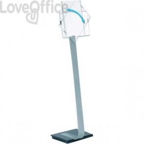 Espositore da pavimento Info Sign Stand Durable - A4 - 111-118 cm - 4812-23