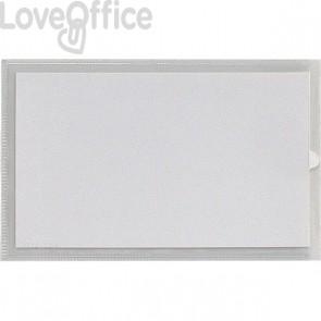 Portaetichette adesive IesTI Sei Rota - Senza etichette - 6,5x14 cm - 320414 (conf.100)