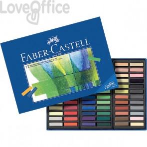 Creta Soft Pastel Creative Studio Faber Castell - assortiti - 128272 (conf.72)