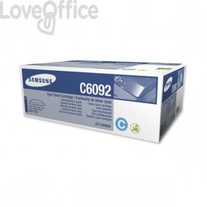Originale Samsung CLT-C6092S-ELS Toner ciano
