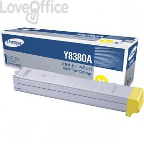 Originale Samsung CLX-Y8380A-ELS Toner giallo